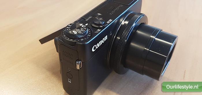 Mijn Canon G7X review