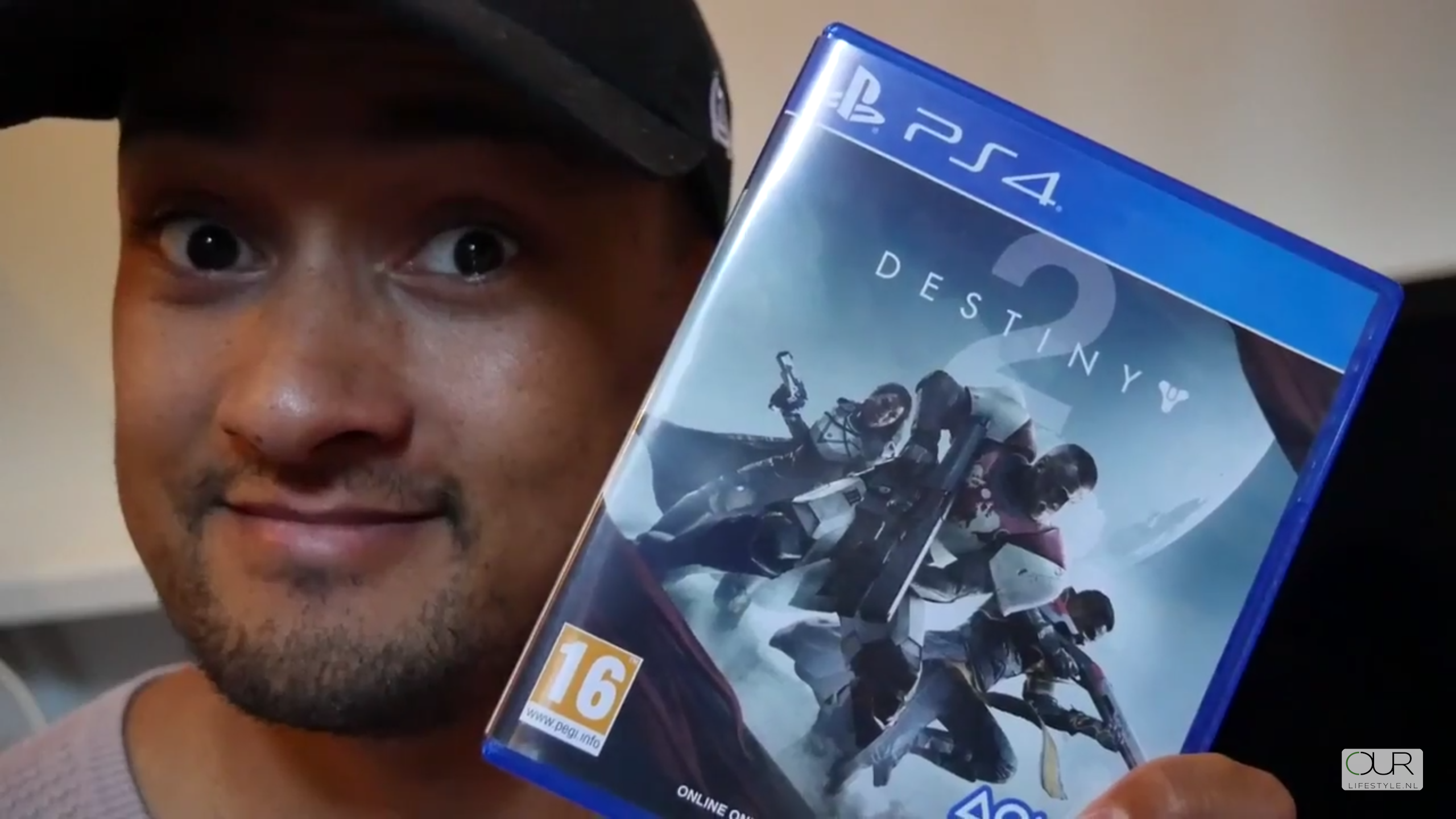 Destiny 2 game PlayStation 4